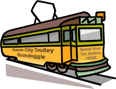 Cincinnati folly-trolly