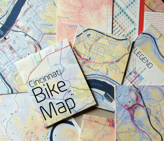 Bike Map Teaser